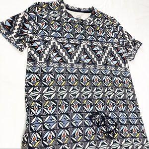 Tory Burch Pima Cotton T-Shirt Dress XSmall